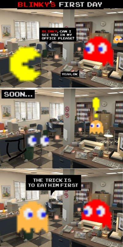 Adventures of Pacman